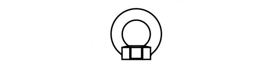 OOGMOER C15 DIN 582 * M 8