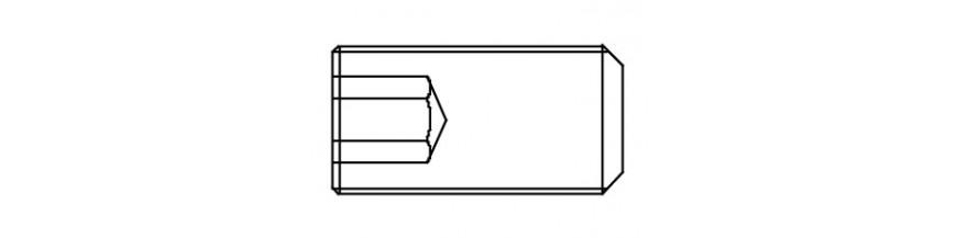 STELSCHROEF 14,9 DIN 913 M 3X  3