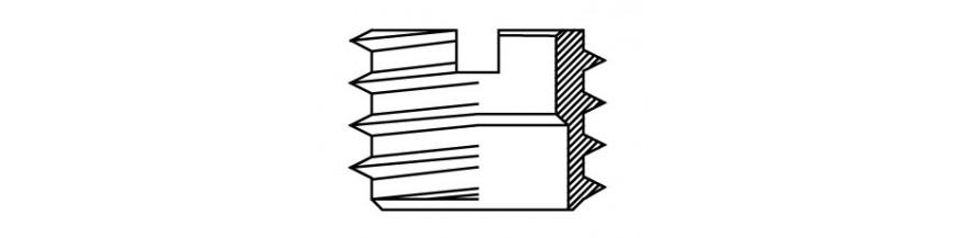 INPRA-INSCHROEFMOER  M5x7/8x1 BAV ZN