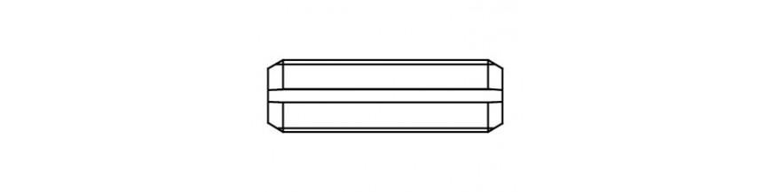 SPANSTIFT DIN 1481 *  12X 36